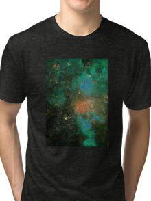 RHAPSODY OF STARS  in E Major Tri-blend T-Shirt