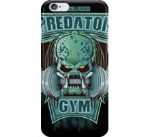 PREDATOR GYM iPhone Case/Skin