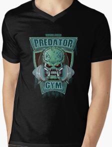 PREDATOR GYM Mens V-Neck T-Shirt
