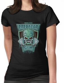 PREDATOR GYM Womens Fitted T-Shirt