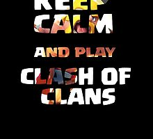 Clash of clans_v8 by silverbrush