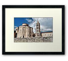 Crkva Sveti Donata Framed Print