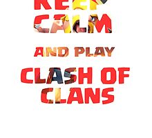 Clash of clans_v9 by silverbrush