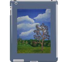 Eucalyptus and Thistles iPad Case/Skin