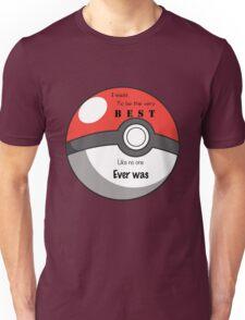 Pokeball Shirt  Unisex T-Shirt