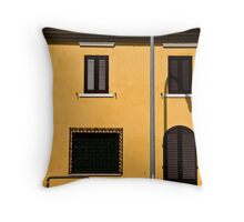 The Street Light Throw Pillow