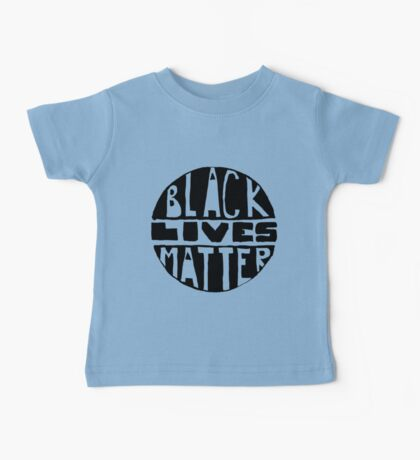 Black Lives Matter - Filled Baby Tee