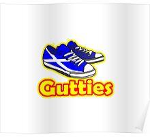 GUTTIES  Poster