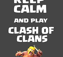 Clash of clans_v11 by silverbrush