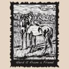 Herd it from a Friend by Leiann Klein