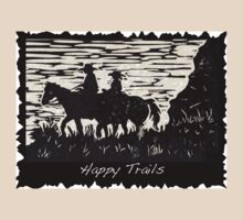 Happy Trails by Leiann Klein