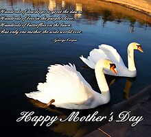 Happy Mother's Day by Greeting Cards by Tracy DeVore