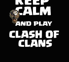 Clash of clans_v13 by silverbrush
