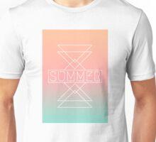 Geometric Summer Design Unisex T-Shirt