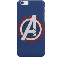 Avengers - Captain America iPhone Case/Skin