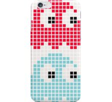 Pac-Man Monsters iPhone Case/Skin