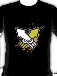Splatoon - Turf War (Orange Splat) T-Shirt