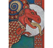 The Lizard King Photographic Print