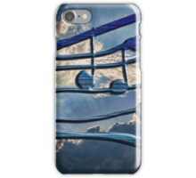 Blue Notes iPhone Case/Skin