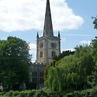 Church Stratford -Upon-Avon by WhiteDiamond