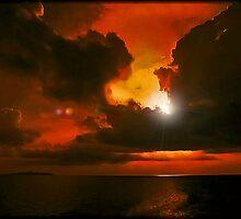 South China Sea by Chet  King