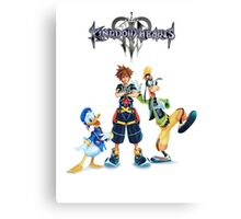Kingdom Heart Canvas Print