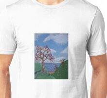 Seaside Blossoms  Unisex T-Shirt