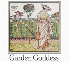 Vintage Garden GODDESS Kids Clothes