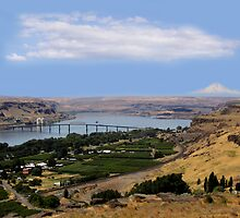 Columbia River by Kimberly Palmer