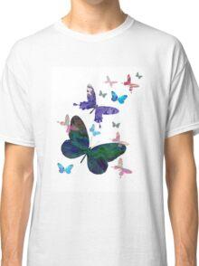 butterfly design Classic T-Shirt