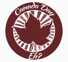 Eh Canada Day humor Kids Tee