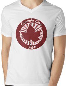 Eh Canada Day humor Mens V-Neck T-Shirt