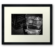 My best friend, Jack Framed Print