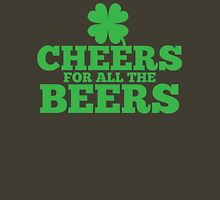 Cheers for all the Beers Unisex T-Shirt