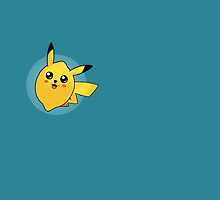 pikachu lemon leggings n3 by KokoBlacksquare