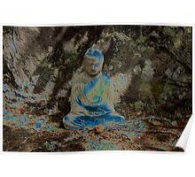 Buddha and Shadows - Scotland - 5 Poster