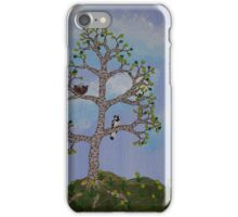Peewee Nest iPhone Case/Skin