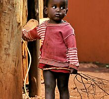 Third World Child by Erika Gouws