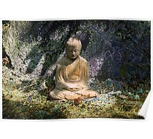 Buddha and Shadows - Scotland - 7 Poster