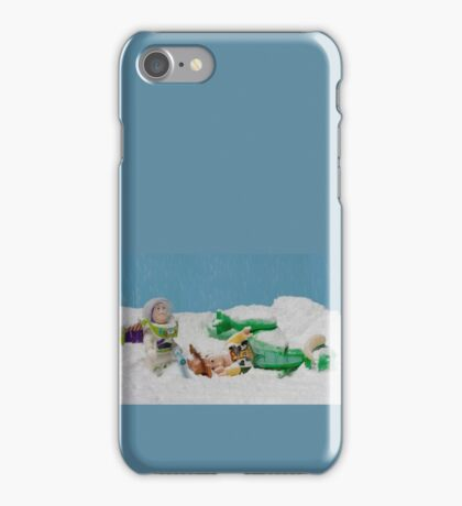 I thought they smelled bad on the outside! iPhone Case/Skin