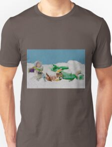 I thought they smelled bad on the outside! T-Shirt