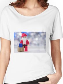 Lego Santa Claus Women's Relaxed Fit T-Shirt