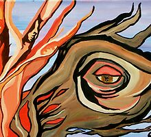Trinity : The Dragons Breath by Carolyn Cable