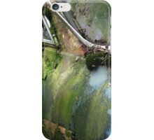 Rusty old car iPhone Case/Skin