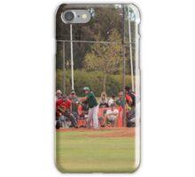 Baseball playoffs iPhone Case/Skin