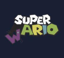Wario Vs Super Mario One Piece - Short Sleeve