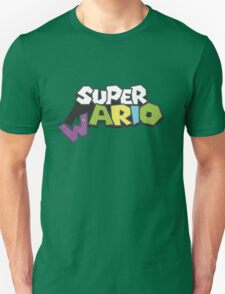 Wario Vs Super Mario T-Shirt