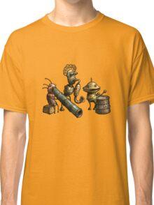 Machinarium's Jazz Band Classic T-Shirt