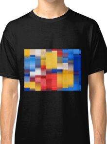 Abstract Chips Classic T-Shirt