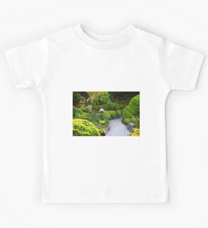 Mystery - Butchart Garden - BC Kids Tee